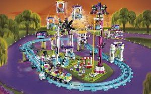 レゴブロック遊園地