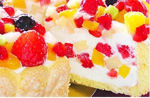 誕生日アイスケーキ