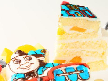 誕生日ケーキ子供