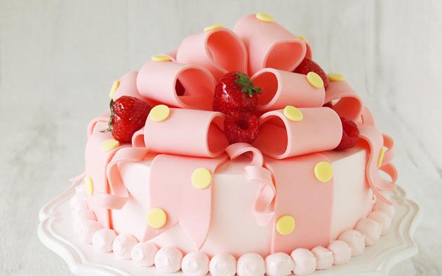 6才誕生日ケーキプレゼント