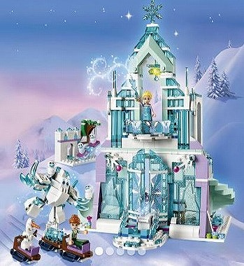 41148アナと雪の女王アイスキャッスルファンタジー