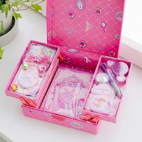 プリンセスセットのおもちゃ